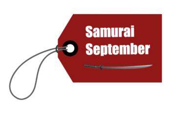 Samurai September Challenge