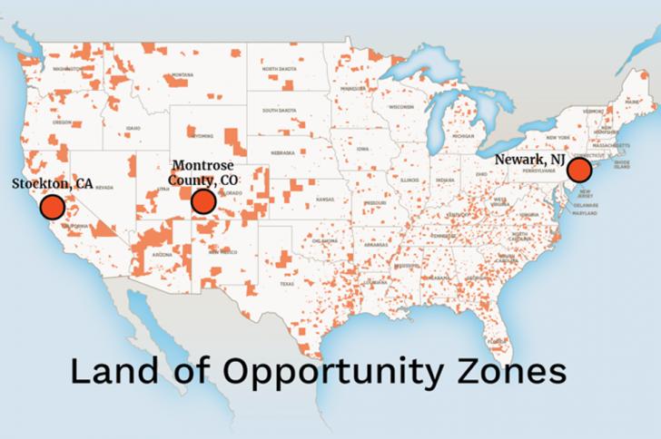 8,700 Opportunity Zones