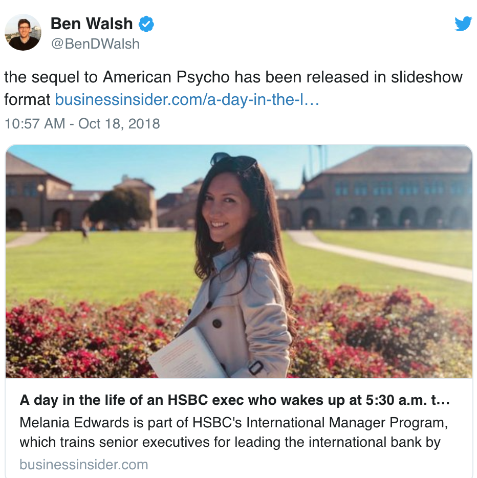 Is Melania Edwards real from HSBC?