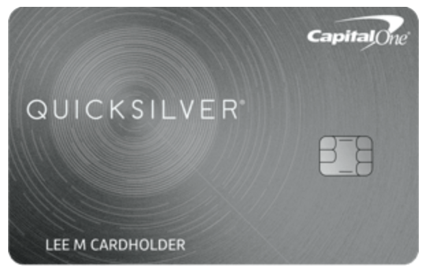 CapitalOne Quicksilver Credit Card Review