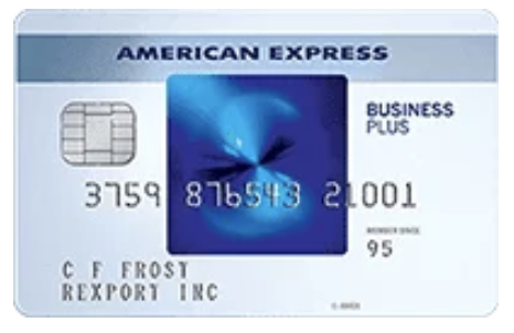 Blue Business Plus From American Express Credit Card