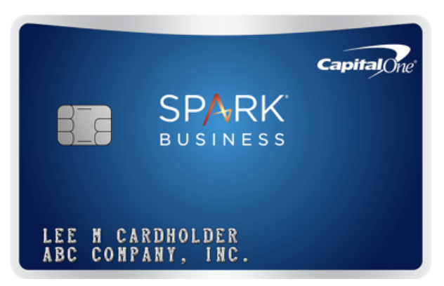 Capital One Spark Business Miles Credit Card