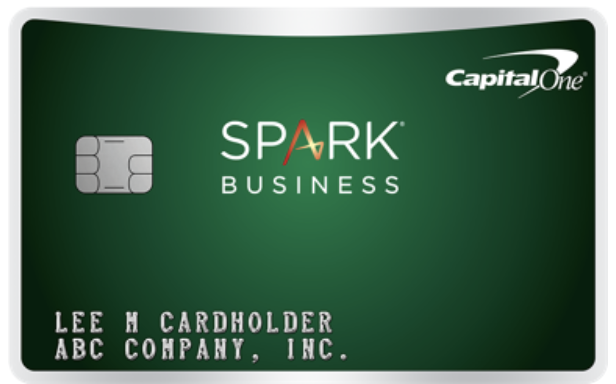 Capital-One-Spark-Cash-card