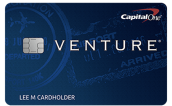 CapitalOne Venture