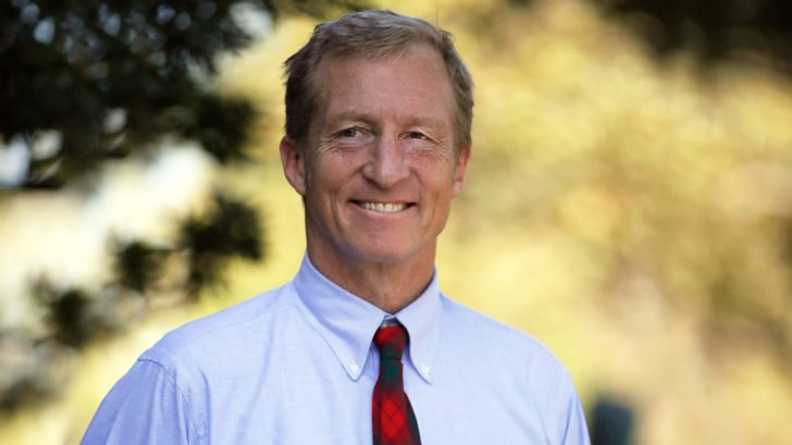 Who Is Tom Steyer And What Is His Net Worth?