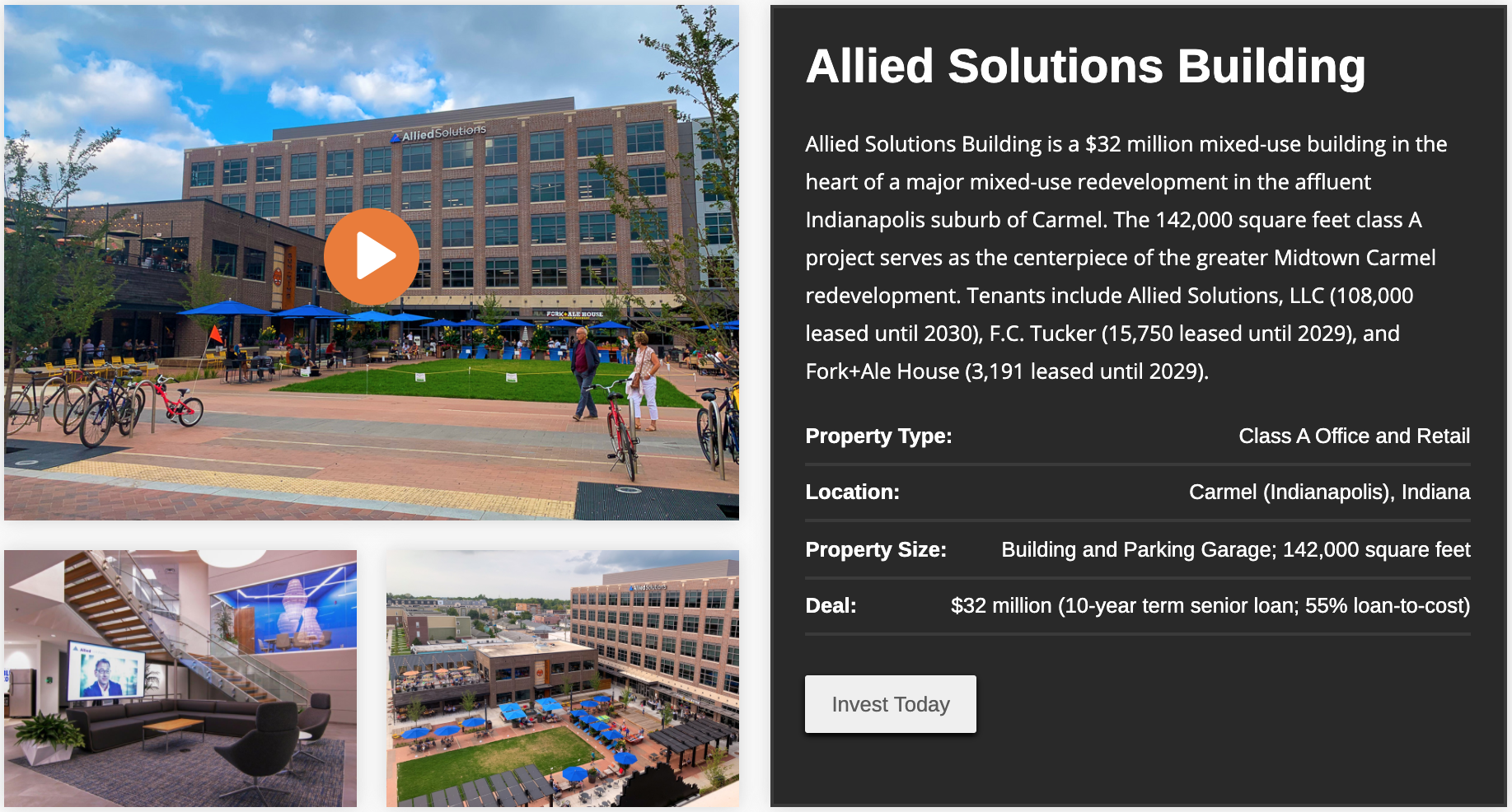 Allied Solutions Building